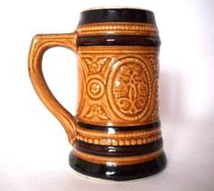 Old German Beer Mug, Stein, ceramic - $29.40