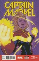 Captain Marvel #12 NM- 2015 Marvel Comics 1st print Carol Danvers DeConnick - $2.96