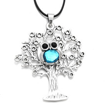 Fashion Snaps Jewelry 18mm & 12mm Owl Tree of life DIY Snap Button Penda... - $8.33