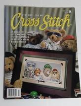 Cross Stitch 20 Patterns Cats Angels Baby Bears Poinsettia Flowerpot Easter 3/95 - $9.99
