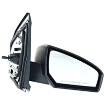 Fits 07-12 Nissan Sentra Right Passenger Manual Remote Mirror Unpainted ... - $42.52