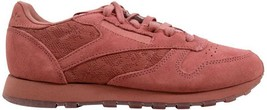 Reebok Classic Leather Lace Sandy Rose/White BS6523 Women's SZ 6.5 - $50.21