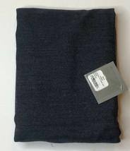 Restoration Hardware Italian Fine Wool Standard Sham Dark Grey NEW $139 - $59.99