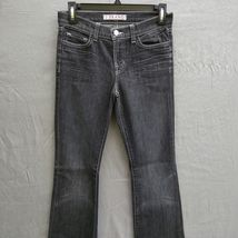 J Brand 118 BootCut Womens Jeans Size 26 Black image 3