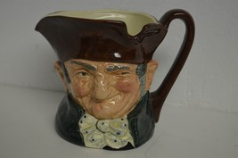 Royal Doulton Character Old Charley Large Toby Jug D5420 Limited -MINT - $47.51