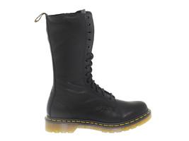 Bottes DR. MARTENS 1B99 en cuir noir - Chaussures Femme - $239.12