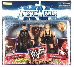 Road Dog vs Al Snow Grudge Match WWF WWE Jakks Action Figure 1998 Sealed - $32.62
