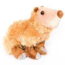 "Wild Republic Capybara Plush 12"" Brown South American Rodent Stuffed Ani... - $21.64"