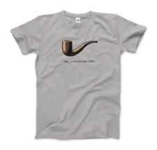 Rene Magritte This Is Not A Pipe, 1929 Artwork T-Shirt - $19.75+