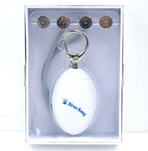 Siren Song Personal Security Alarm Keychain White - $16.82
