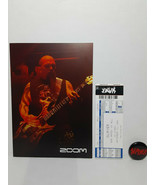 """SLAYER """"GOD HATES US ALL"""" PROMO CONCERT TICKET/BUTTON/PIC -9/11 - FREE S... - $70.13"""