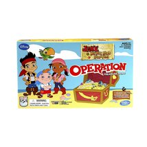 Operation Game Treasure Hunt Jake and the Neverland Pirates Edition - $18.59