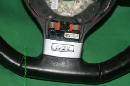 06-09 Volkswagen Rabbit GTi 3 Spoke Leather Steering Wheel w/ DSG Shift Paddles image 1