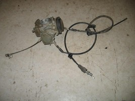 YAMAHA 2005 350 BRUIN 2X4  CARBURETOR (STRICKLY FOR PARTS)    PART 23,804 - $60.00