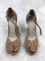 Nine West Women's Wedge Beige Shoes Size 7M - €14,78 EUR