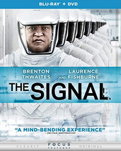 The Signal (Blu-ray + DVD)