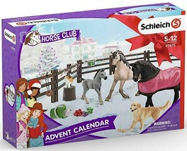 # Schleich HORSE WORLD ADVENT CALENDAR VERY NICE 2019   97875<> - $33.85