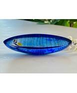 NEW Kosta Boda Journey Art Glass Fine Swedish Crystal Artist Bertil Vallien - $167.31