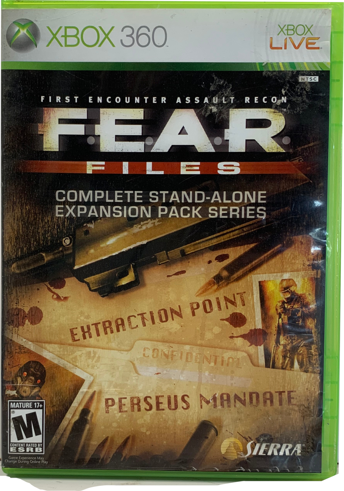Primary image for Microsoft Game Fear files
