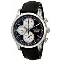 Maurice Lacroix Men's PT6288-SS001-330 Swiss Automatic Black Watch - $1,236.98