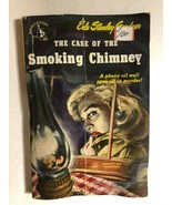 THE CASE OF THE SMOKING CHIMNEY by Erle Stanley Gardner (1949) Pocket Bo... - $9.89