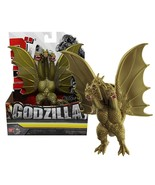Godzilla King Ghidorah 8in. Vinyl Figure 2019 Movie Bandai New in Box - $29.88