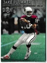 2000 Fleer Metal Jake Plummer Football Trading Card #119 Arizona Cardinals - $1.97