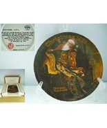 Rockwell Christmas Dream Collector Plate - $19.89