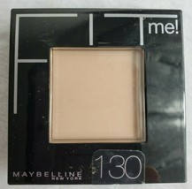 Maybelline New York Fit Me! Pressed Powder Compact #130 Buff Beige - $4.00