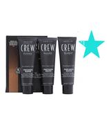 American Crew Precision Blend 5 Min Hair Color Covers Gray MEDIUM ASH 3 ... - $18.47