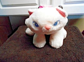 "Disney Store Plush Marie 12"" Lgth Floppy Arisocats - $9.49"