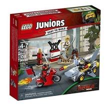 LEGO Juniors Shark Attack 10739 Building Kit 108 Piece [New] Ninjago Mov... - $29.99