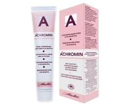 BIG SALE ACHROMIN Skin-whitening cream 45ml Anti dark age spots freckle - $1.00