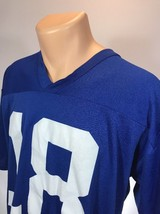 NFL Mens Jersey Indianapolis Colts Peyton Manning Football Touchdown #18... - $16.82