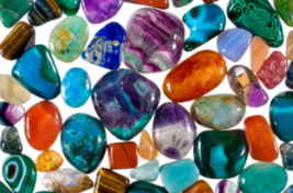 Free W $49 Lithomancy Stones Offer Direction Divinatory Reading 98 Yr Old Witch - $0.00
