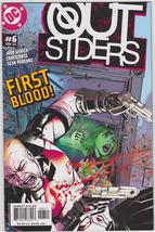 Outsiders #6 - $1.75