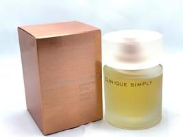 CLINIQUE SIMPLY 1.7oz Eau De Parfum Spray For Women By Clinique RARE - $97.92