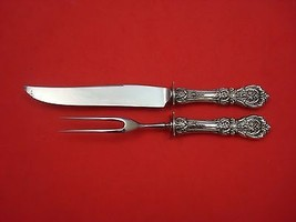 Chatham by Durgin Sterling Steak Carving Set 2pc