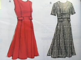 Vogue Sewing Pattern Vogue Easy Options 8828 Misses Petite Dress Size 14... - $19.31