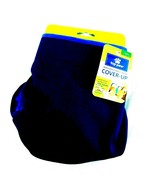 Top Paw Male Dog Washable Cover Up Wrap Diaper Belly Band Large Navy Blue - $10.99