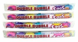Dubble Bubble Gum Candy Tubes, 2.1 oz, Pack of 4 - $6.73