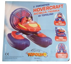 Topolino 2745/48 Mickey Hovercraft Disney Gadget Sealed - $18.00