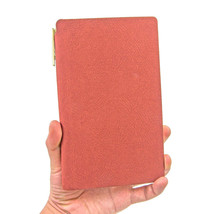 A6 Faux Leather Journal with Pen, Classic Notebook Wide Ruled 240 Pages,... - $14.16