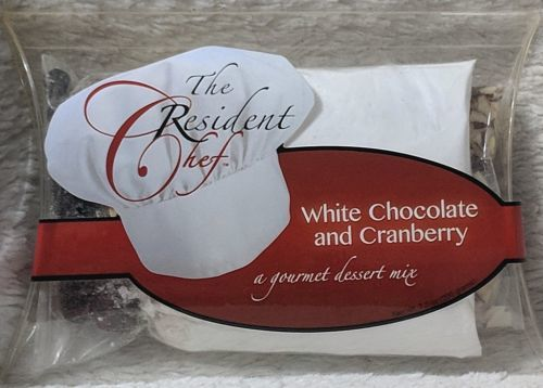 The Resident Chef White Chocolate And Cranberry Gourmet Dessert Mix Gluten Free