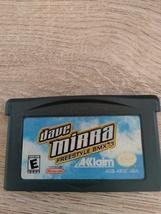 Nintendo Game Boy Advance GBA Dave Mirra: Freestyle BMX 3 image 2