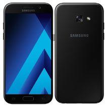 Samsung Galaxy A5 (2017) | 32GB 4G LTE (GSM UNLOCKED) Smartphone Black SM-A520W