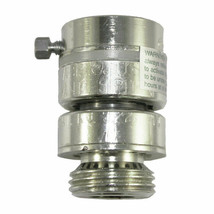 Arrowhead PK1390 125 psi Brass Nickel Finish Vacuum Breaker 1-1/16 in. I... - $24.00