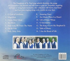 FILL THE HEAVENS - CATHOLIC FAVORITES VOLUME. I by Daughters of St. Paul image 2
