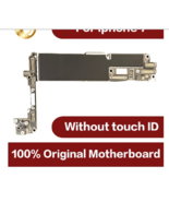 100% Original motherboard for iphone 7 32GB 128GB 256GB unlocked Mainboard  - $154.61+
