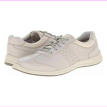 ROCKPORT Women's XCS Walk Together Lace Up T-Toe Sneaker Shoes Windchime Sz 10M - $42.20